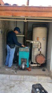 Reparación de calderas calderas Zorita De La Frontera